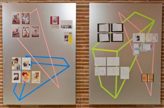 Exposición de Correspondencias Gráficas en el III Encuentro de Editores Inclasificables